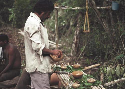 chamane-maya